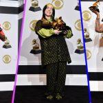 Billie Eilish y Lizzo, los primeros en ganar los Premios Grammys 2020