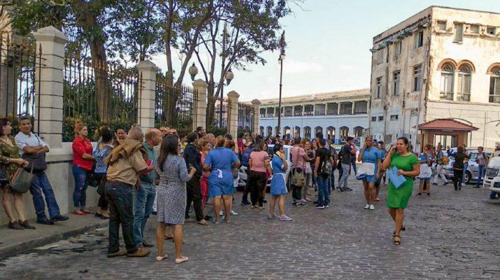 Un terremoto de magnitud 7.7 en Cuba, Jamaica y las Islas Caimán - ahora us
