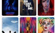 Todas las películas que se estrenarán en 2020