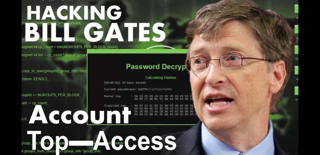 Bill Gates, WHO, CDC email hacked over Coronavirus