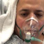 Roberto Correa activist/rapper battling coronavirus