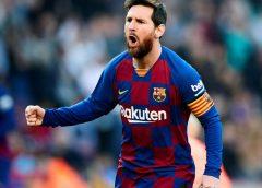 Lionel Messi quiere irse del Barcelona