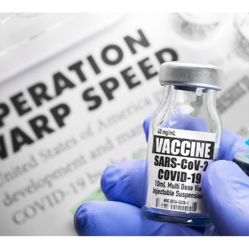 Operation Warp Speed - Coronavirus - ahora us