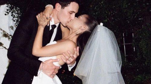 Ariana Grande boda - ahora us