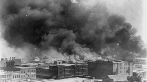 Masacre de Tulsa - Black Wall Street - ahora us