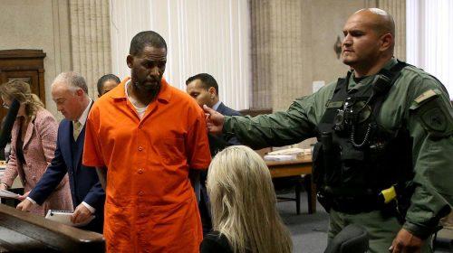 R. Kelly condenado por tráfico sexual - ahora us